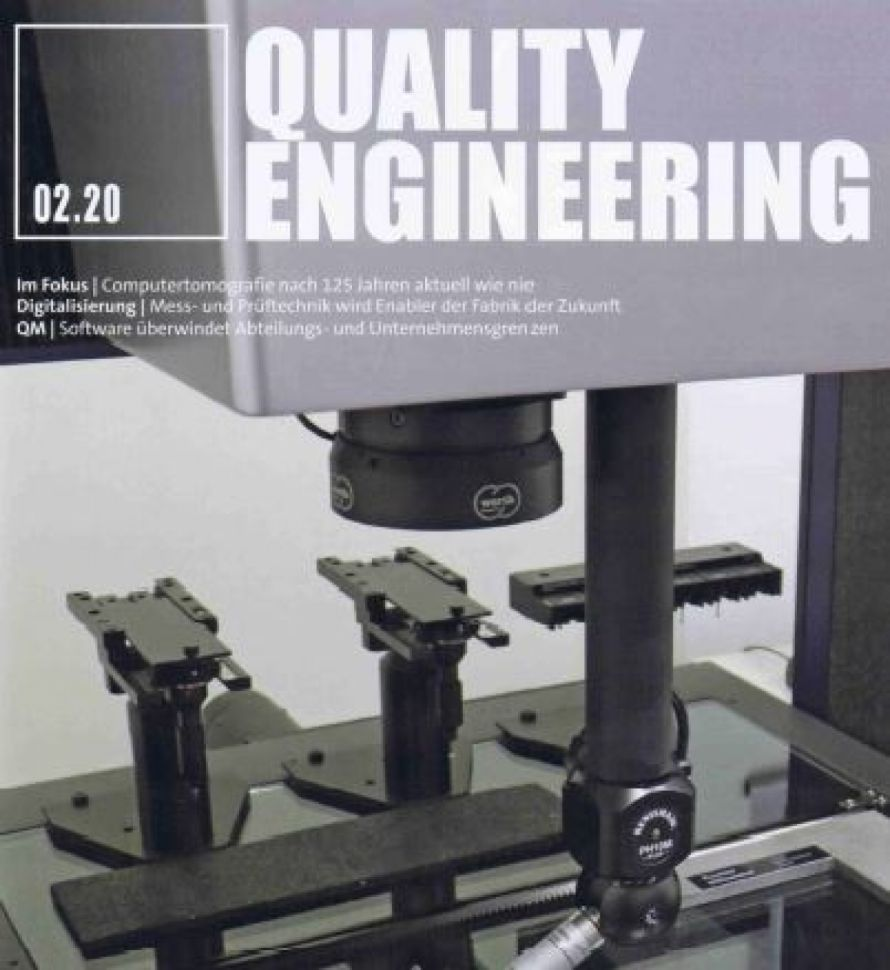 Artikel Quality Engineering XARION